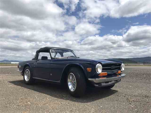 Picture of '73 TR6 - NJ78