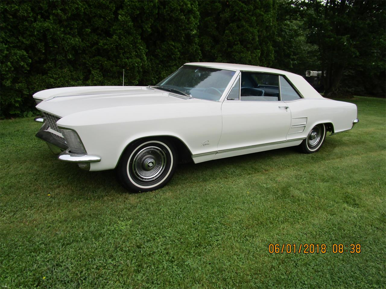 Large Picture of Classic '63 Riviera located in MILL HALL Pennsylvania Auction Vehicle Offered by Central Pennsylvania Auto Auction - NJ7B