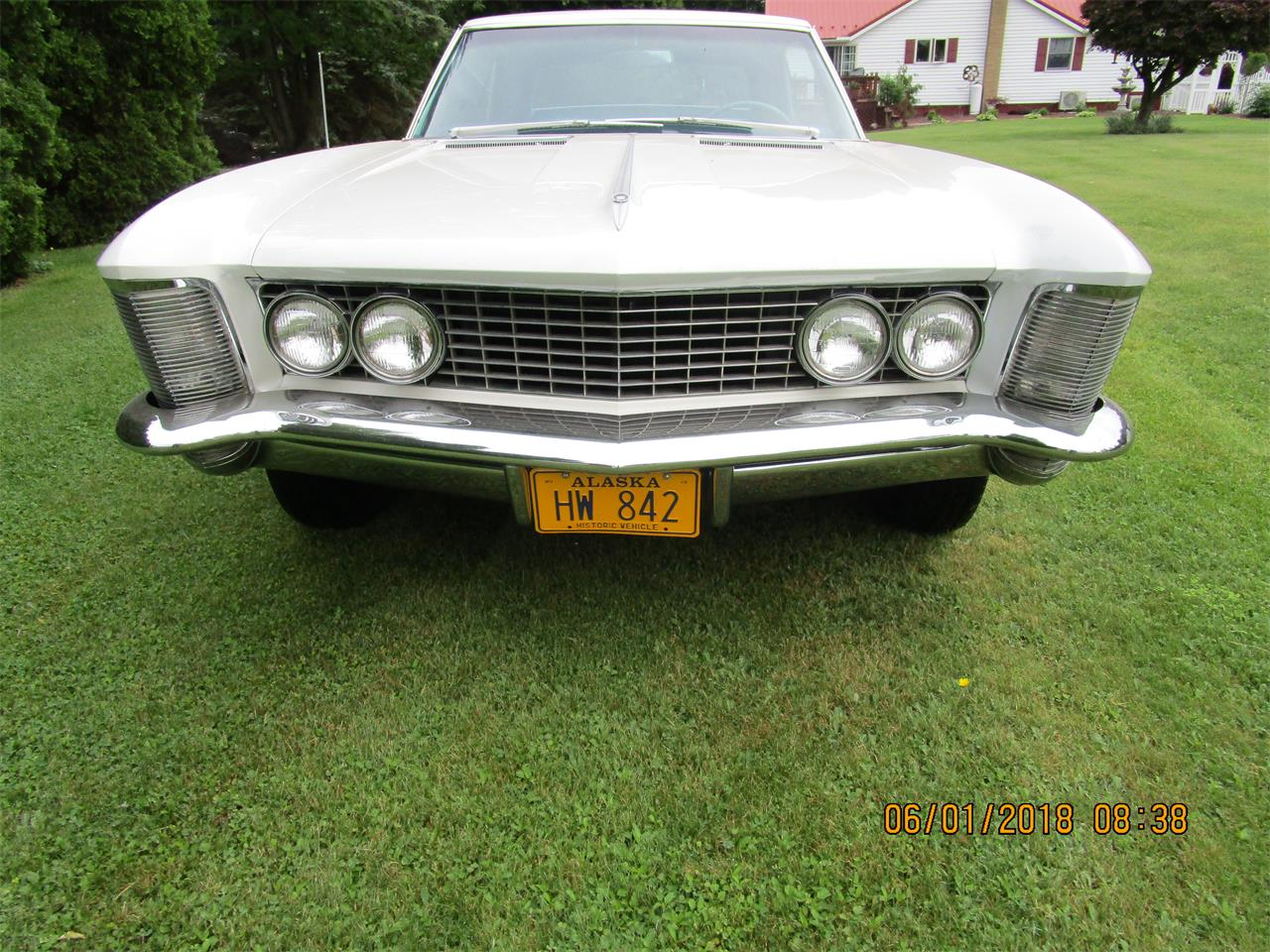 Large Picture of Classic '63 Riviera Auction Vehicle - NJ7B