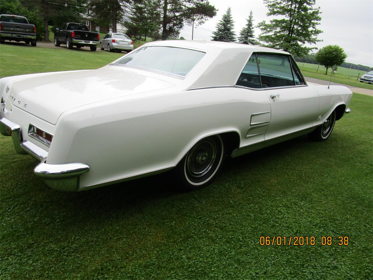 Large Picture of 1963 Riviera located in Pennsylvania Auction Vehicle - NJ7B