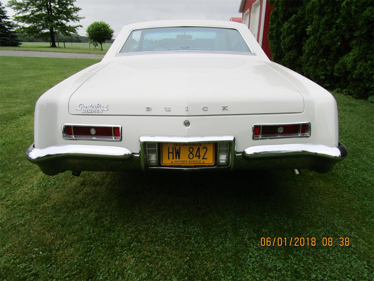 Large Picture of 1963 Riviera located in MILL HALL Pennsylvania Auction Vehicle - NJ7B