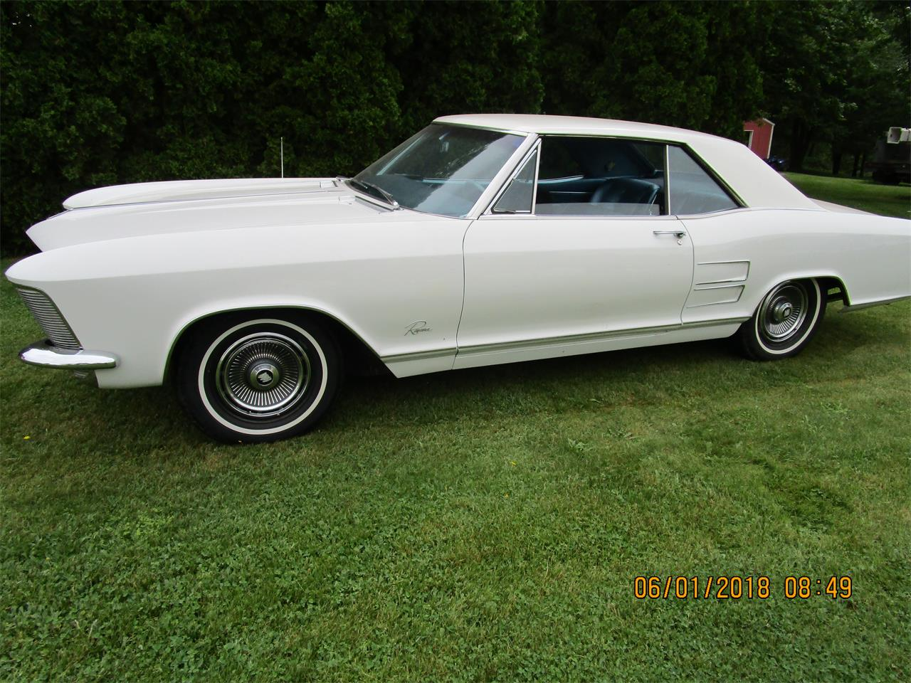 Large Picture of Classic 1963 Buick Riviera Auction Vehicle - NJ7B