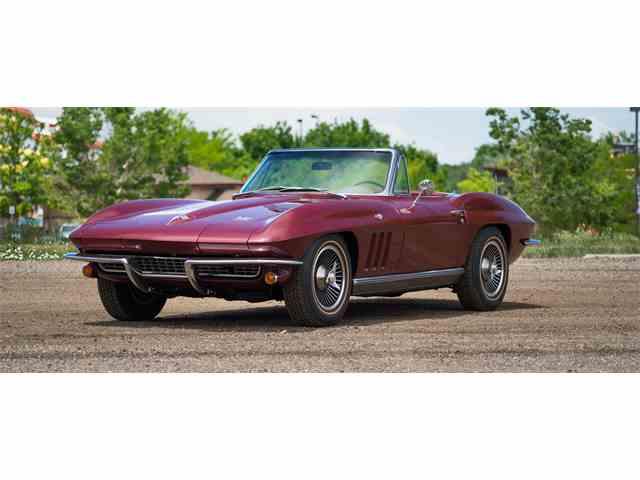 Picture of Classic 1966 Corvette located in Colorado - NJ7J