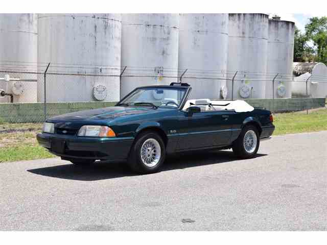 Picture of '90 Mustang - NDNZ