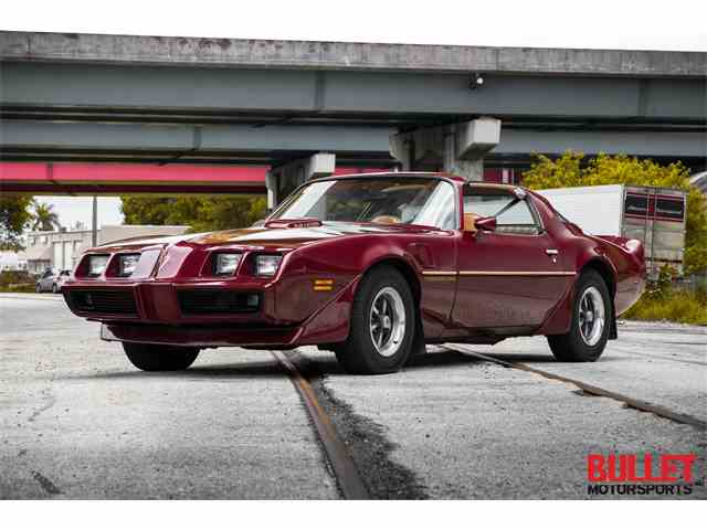 Picture of '81 Firebird Trans Am - NJ7T