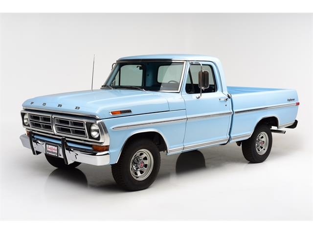 Picture of '72 F100 Offered by  - NJ82