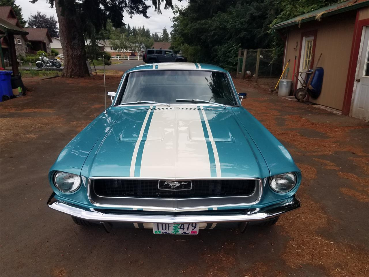 Large Picture of Classic '68 Mustang Offered by a Private Seller - NJ87