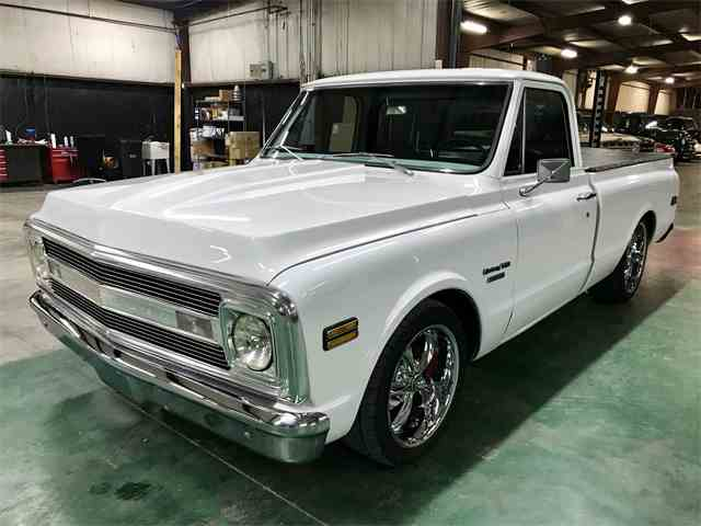 Picture of '69 C/K 10 - NJ8C