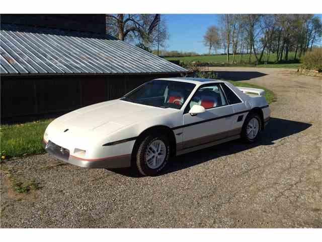 Picture of '84 Fiero Auction Vehicle - NJ8D