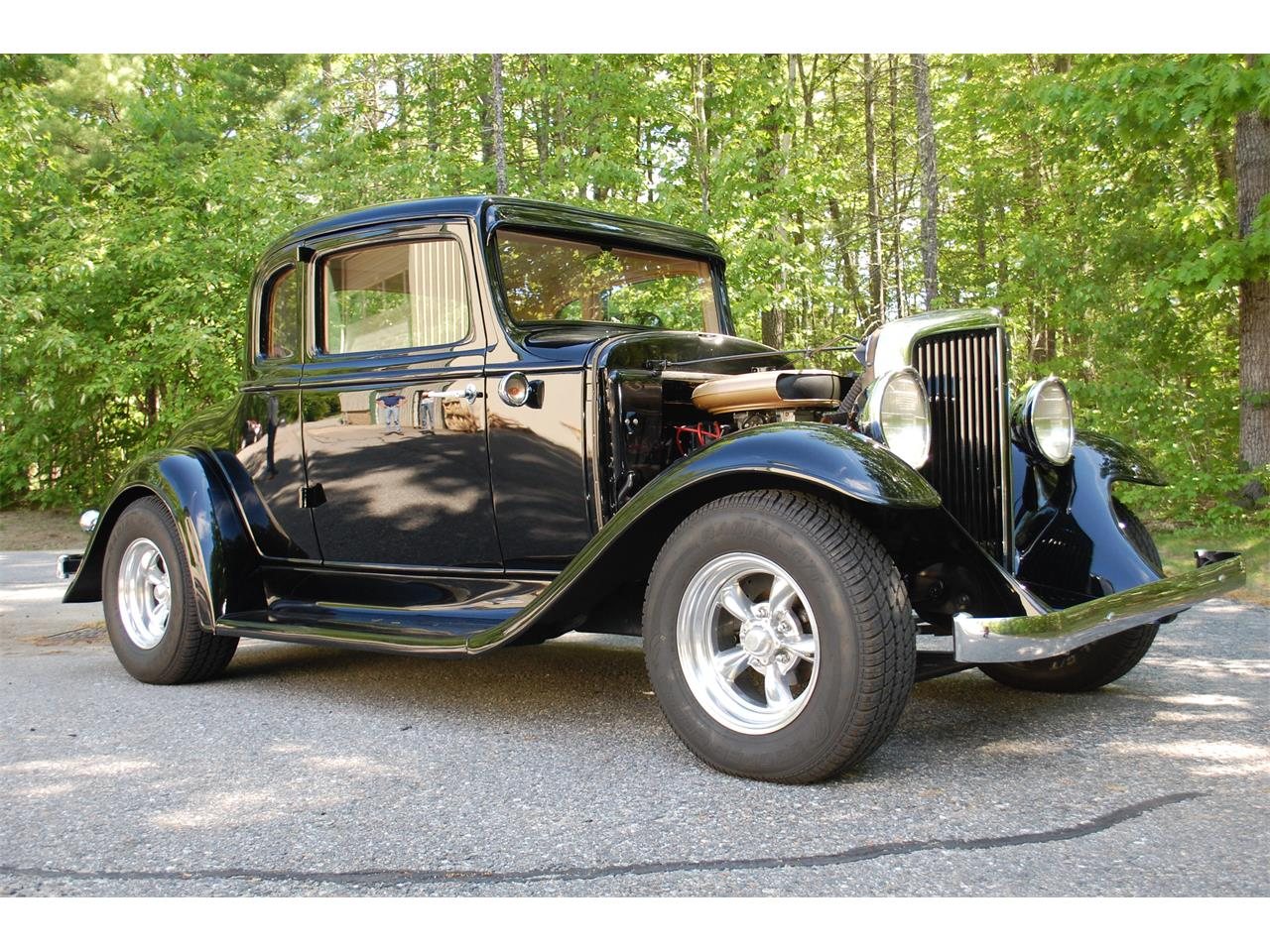 Large Picture of Classic 1932 Essex Super Six located in Maine - NJ8N