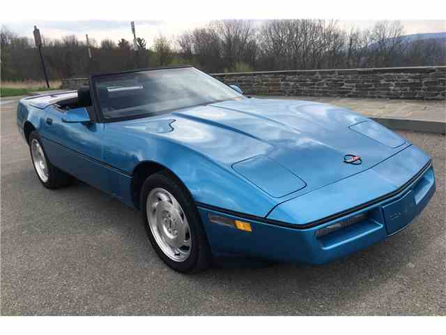Picture of '89 Corvette - NJ8T