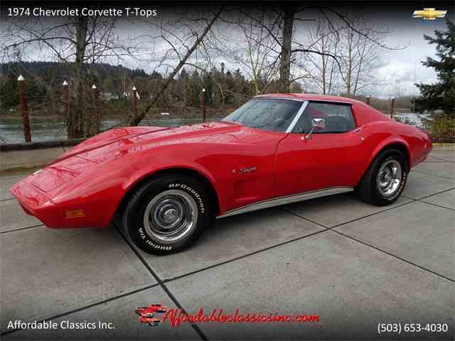 Picture of '74 Corvette - NDO3