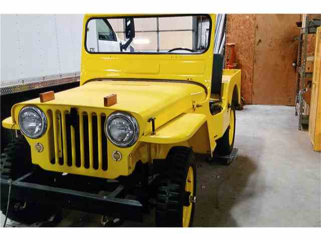 Picture of '50 Jeep - NJ90