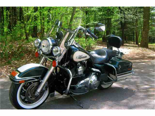 Picture of '07 Road King Offered by  - NJ91