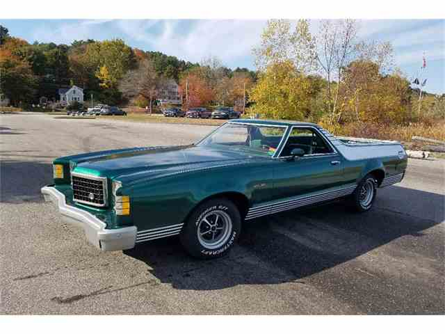 Picture of 1977 Ford Ranchero Auction Vehicle Offered by  - NJ93