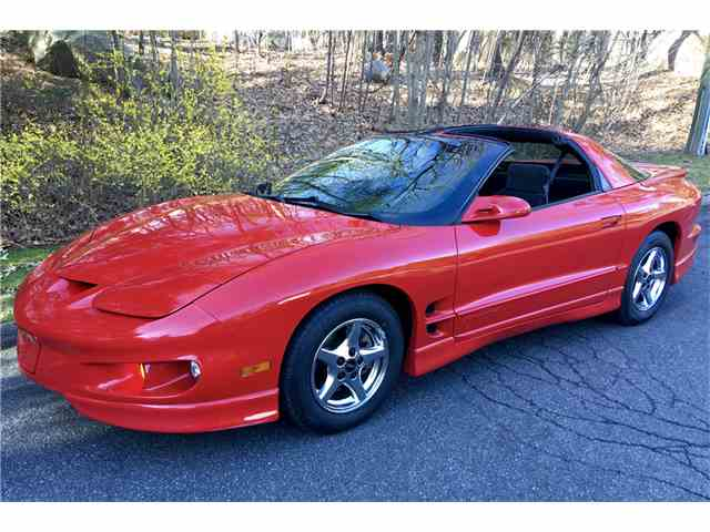 Picture of '02 Pontiac Firebird Auction Vehicle Offered by  - NJ94