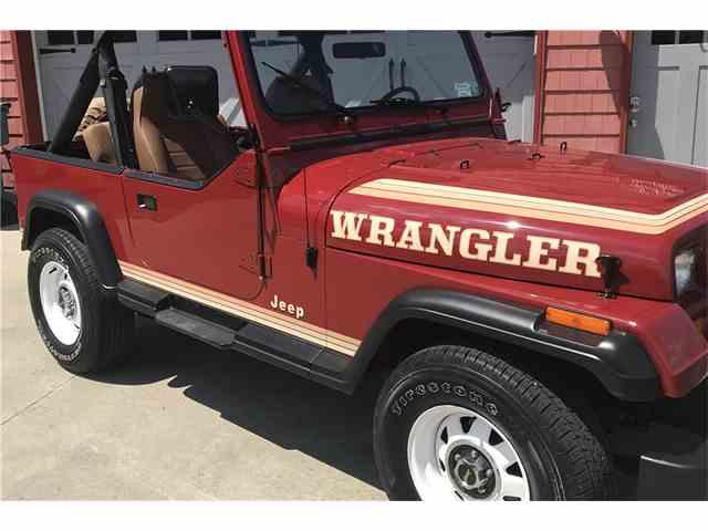 Picture of '87 Wrangler - NJ9D