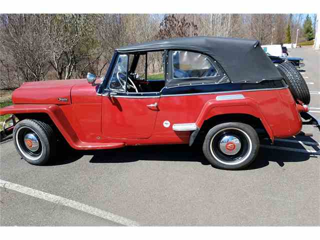 Picture of '51 Willys Jeepster Auction Vehicle Offered by  - NJ9G
