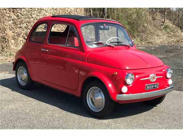 Picture of Classic '65 Fiat 500L Offered by  - NJ9H