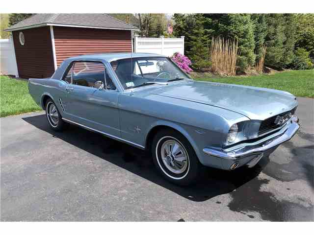 Picture of '66 Mustang - NJ9T