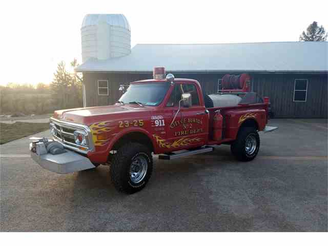 Picture of 1969 GMC 1 Ton Flatbed Auction Vehicle - NJ9Y