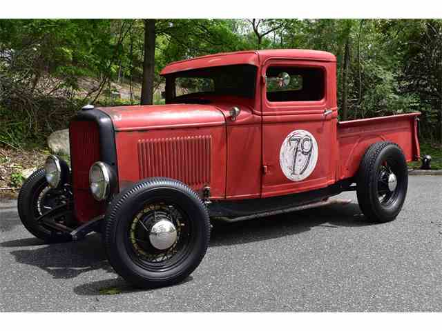 Picture of Classic '32 Ford 1 Ton Flatbed Auction Vehicle - NJAC