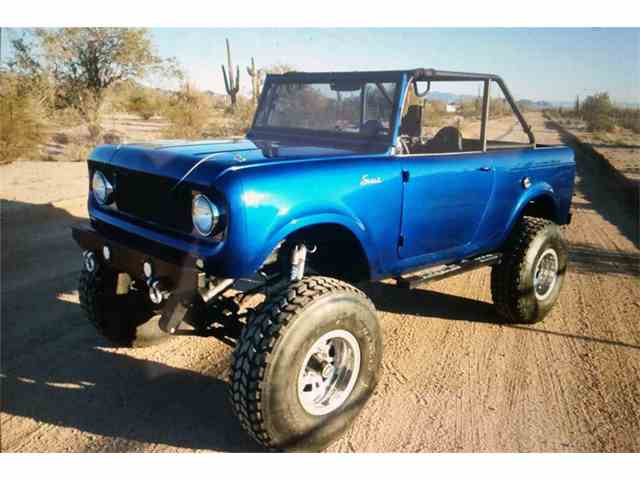 Picture of '63 Scout - NJAE