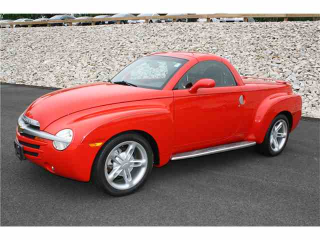 Picture of '04 SSR Auction Vehicle - NJAF