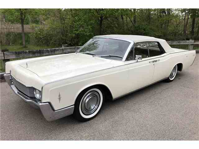 Picture of '66 Continental - NJAG