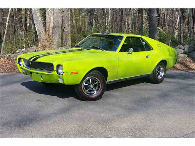 Picture of Classic 1968 AMC AMX Auction Vehicle Offered by  - NJAJ