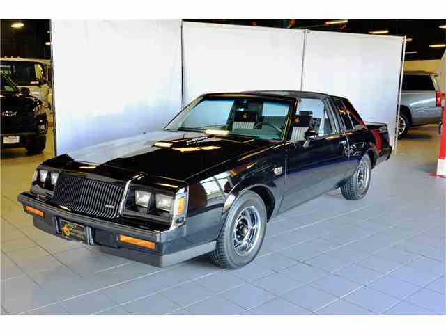 Picture of '87 Grand National located in Uncasville Connecticut Auction Vehicle Offered by  - NJAX