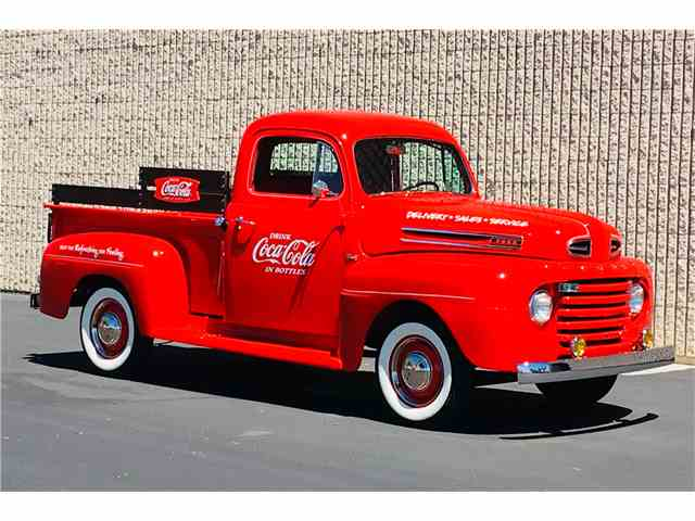 Picture of Classic 1948 Ford F1 Auction Vehicle - NJB2