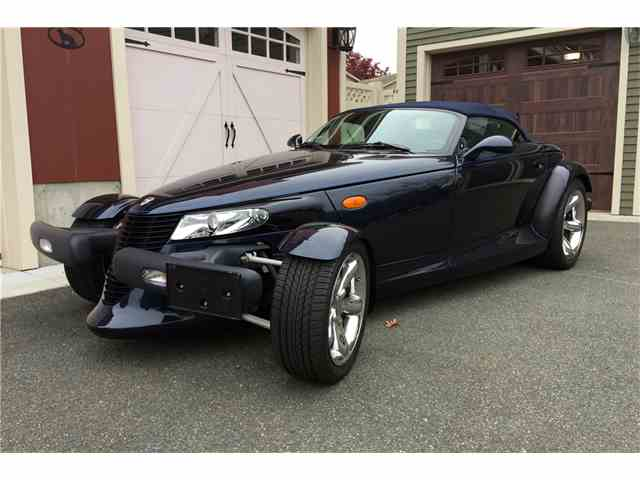 Picture of 2001 Chrysler Prowler Auction Vehicle Offered by  - NJB3