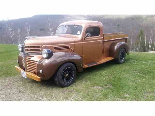 Picture of 1947 Dodge 1/2-Ton Pickup Offered by  - NJB5