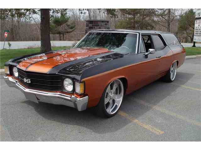 Picture of '72 Chevelle - NJBB
