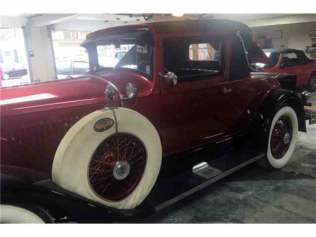 Picture of Classic '29 Antique Auction Vehicle Offered by  - NJBI