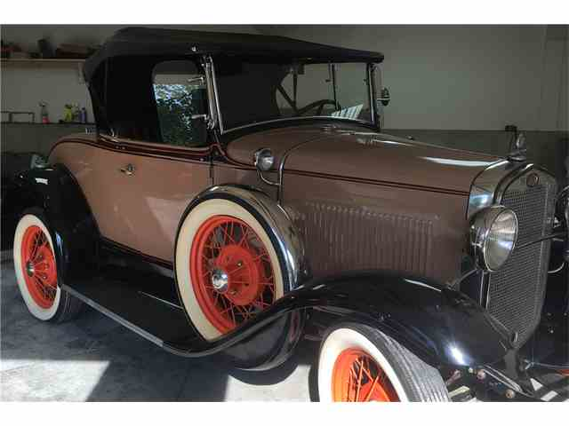 Picture of '31 Model A - NJBK