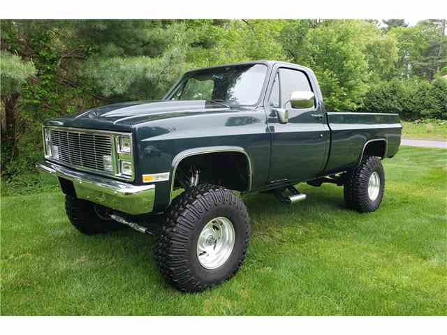Picture of '87 Silverado located in Connecticut Auction Vehicle Offered by  - NJBL