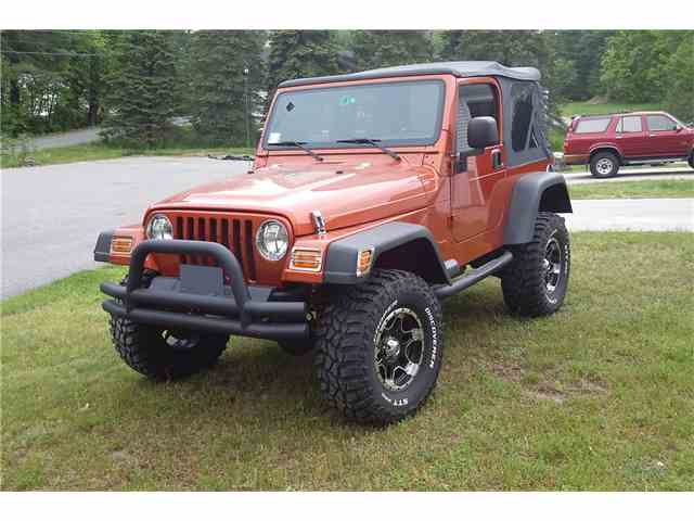 Picture of 2004 Jeep Wrangler located in Connecticut Auction Vehicle Offered by  - NJBQ