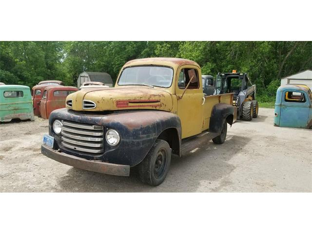 Picture of Classic '49 F2 located in Minnesota - $1,950.00 - NJBS