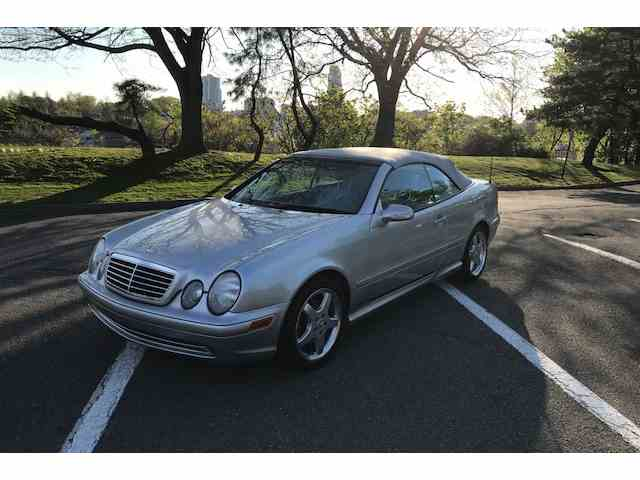 Picture of '02 CLK430 - NJC3