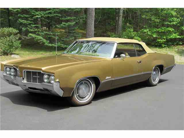Picture of Classic 1969 Oldsmobile Delta 88 located in Connecticut Offered by  - NJC4