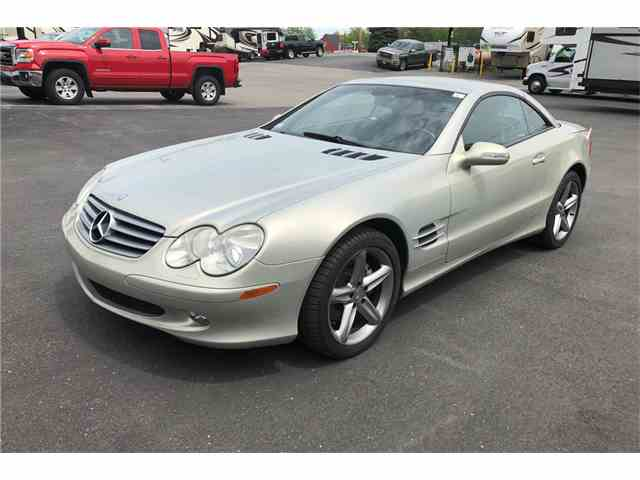 Picture of '03 SL500 - NJC6