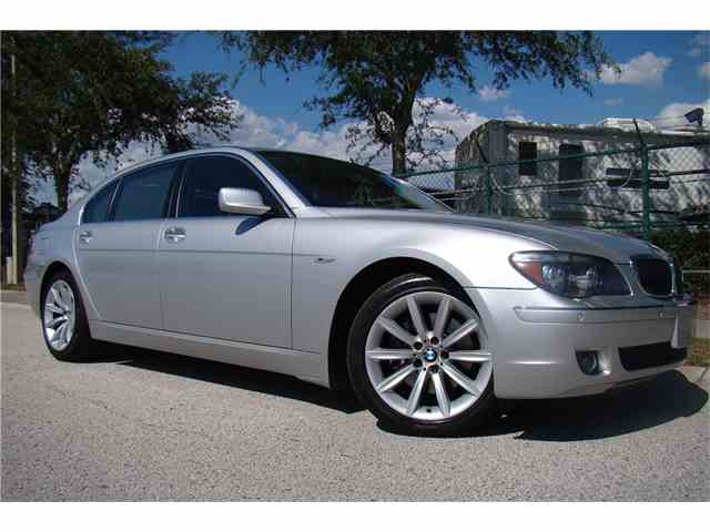 Picture of '06 750li Auction Vehicle Offered by  - NJC9