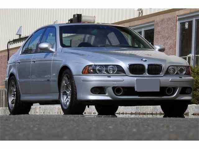 Picture of '01 M5 located in Uncasville Connecticut Auction Vehicle Offered by  - NJCA