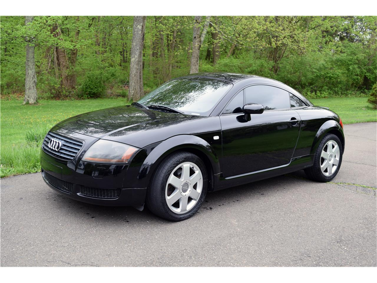 2002 audi tt for sale cc 1098158. Black Bedroom Furniture Sets. Home Design Ideas