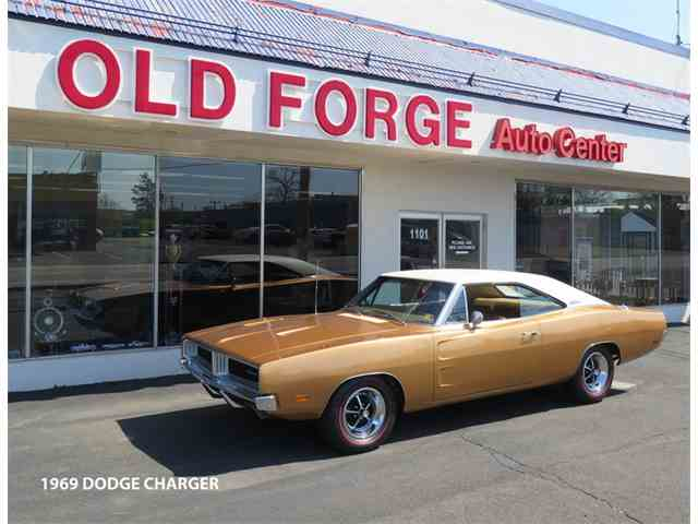 Picture of '69 Charger - NDOG