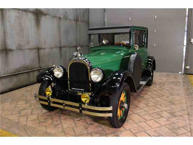 Picture of 1928 WHIPPET MODEL 98 Auction Vehicle - NJCG