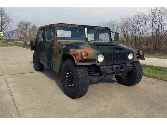 Picture of '86 H1 Auction Vehicle Offered by  - NJCL