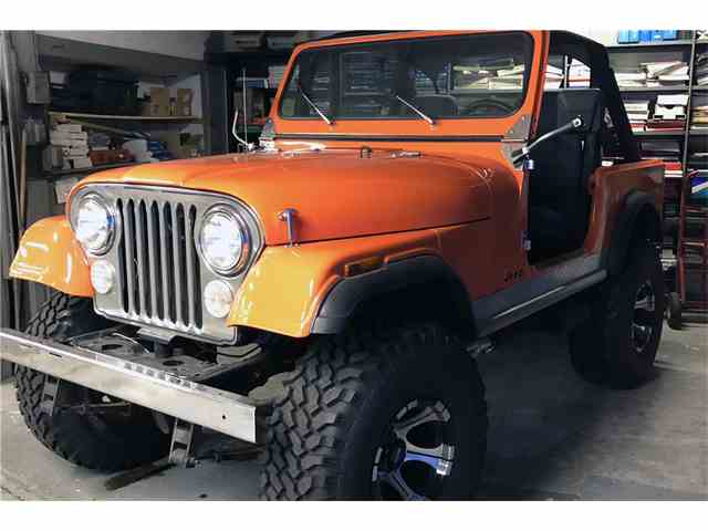 Picture of '80 CJ7 - NJCM